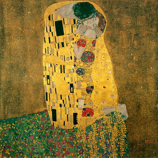 The Kiss Gustav Klimt