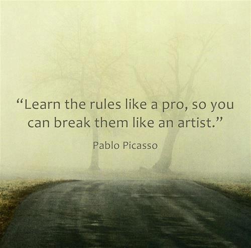 famous Picasso quotes