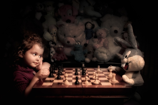 Bill Gekas and the Alice in Wonderland imagination