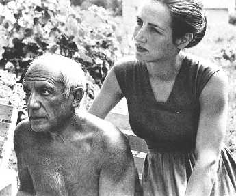 Picasso and Gilot