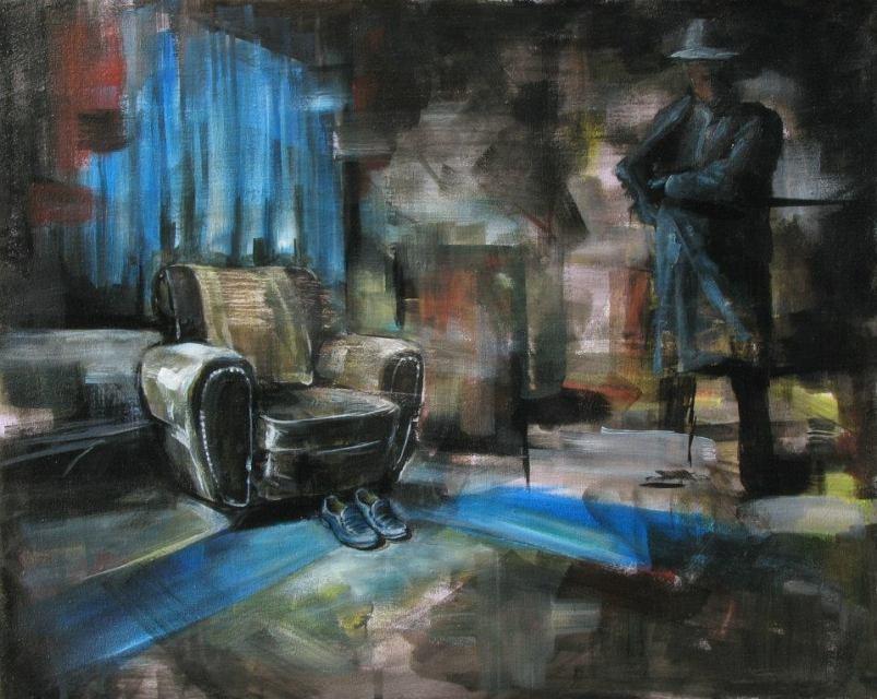 Doru Moscu - Alfred's dream