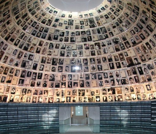 The Hall of Names, Yad Vashem.org