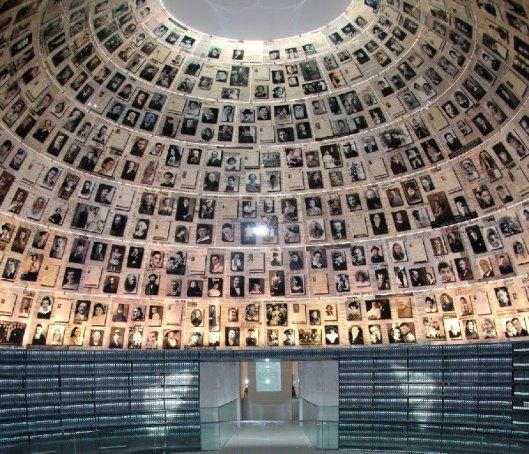 The Hall of Names, Yad Vashem.org