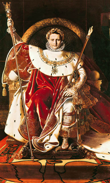 Ingres:Napoleon